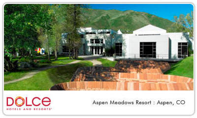 "The Doerr-Hosier Conference Center at Aspen Meadows Resort has been the ""home"" of the Rocky Mountain Utility Efficiency Exchange since 2007. (Photo by Aspen Meadows Resort)"